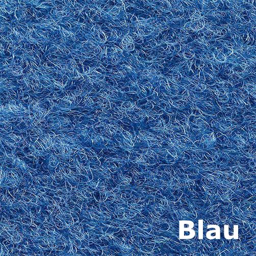 Nadelfilz Rasenteppich Miracle blau