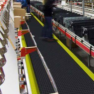 Anti-Ermüdungsmatten & Arbeitsplatzmatten mit ergonomischen Eigenschaften