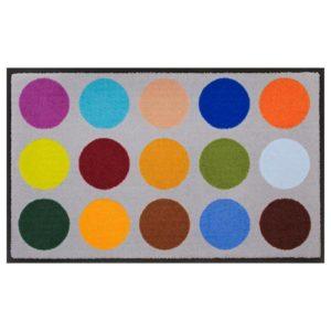 Designmatte Colour-Dots