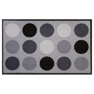 Designmatte Grey-Dots