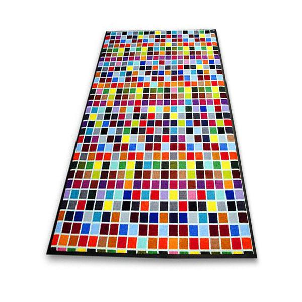 Designmatten Multicolour gross