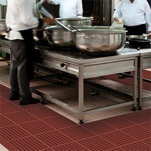 Arbeitsplatzmatte-Lebensmittelindustrie