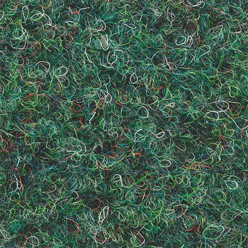 Nadelfilz Rasenteppich Miracle grün-melliert