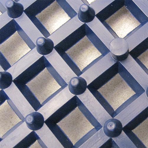 Steckfliesen Modular Lok-Tyle von Unten