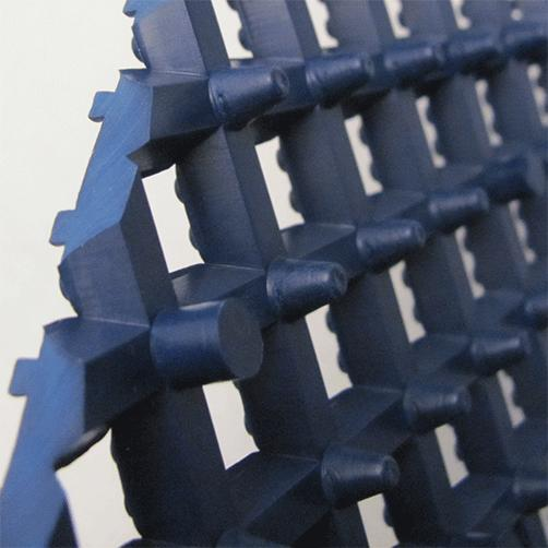Steckfliesen Modular Lok-Tyle im Detail