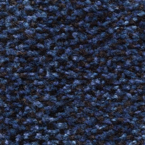 Schmutzfangmatte Bicolor Blau
