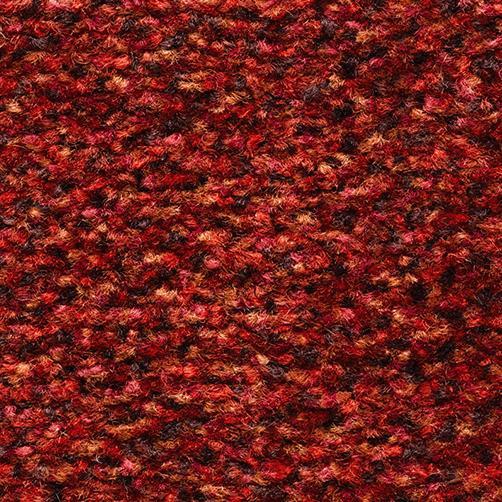 Schmutzfangmatte Bicolor Rot