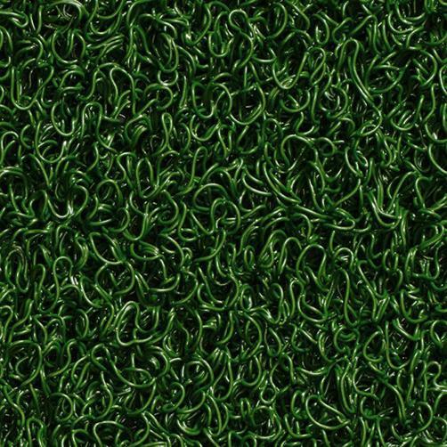 Spaghettimatte grün