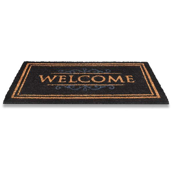 147—Classic-Welcome-Black-511