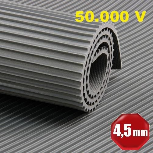 Isoliermatte 50.000 V Spannung
