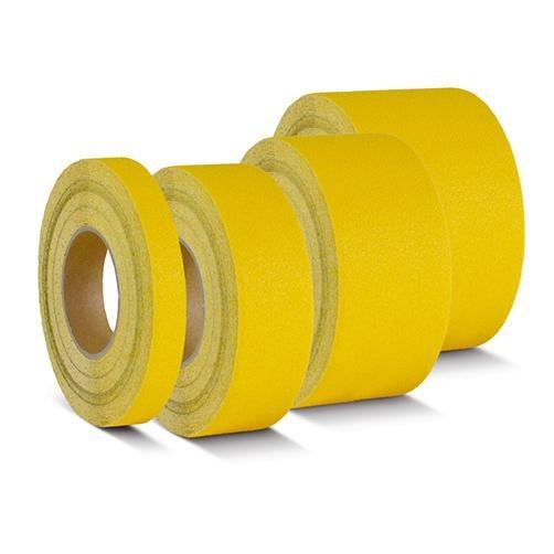 Antirutschband R13 Rolle Gelb