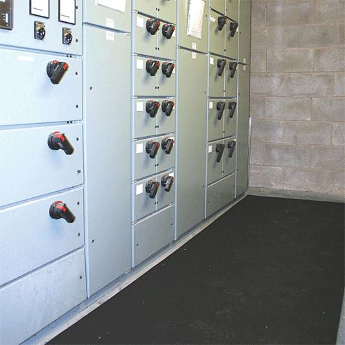 Isolationsmatte-Switch-BS-Schaltschrank
