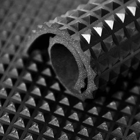 Rautenmatte Diamant-Profil / Pyramidenmatte Antirutsch