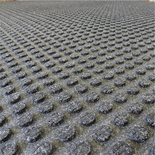 Schmutzfangmatte - überfahrbar Gabelstapler