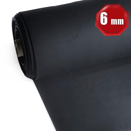 Zellkautschuk 6mm Produktbild