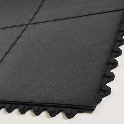 Bodenplatten Stecksystem Glatt