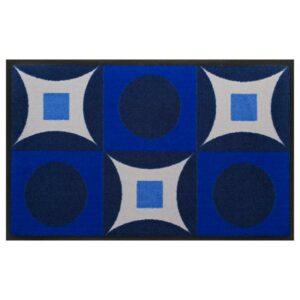 Designmatte blau