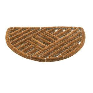 Kokos Drahtgittermatte Gitter halbrund