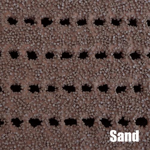Antirutsch-Verlegeware Design