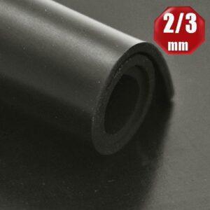 Vollgummiplatte 2/3 mm dick